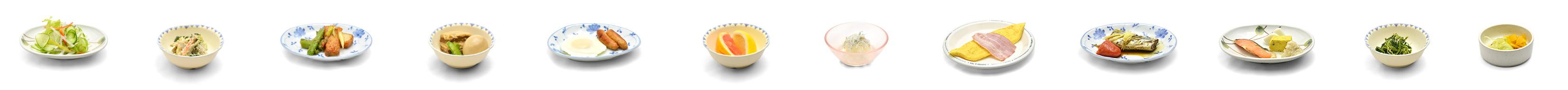 朝食メニュー単品
